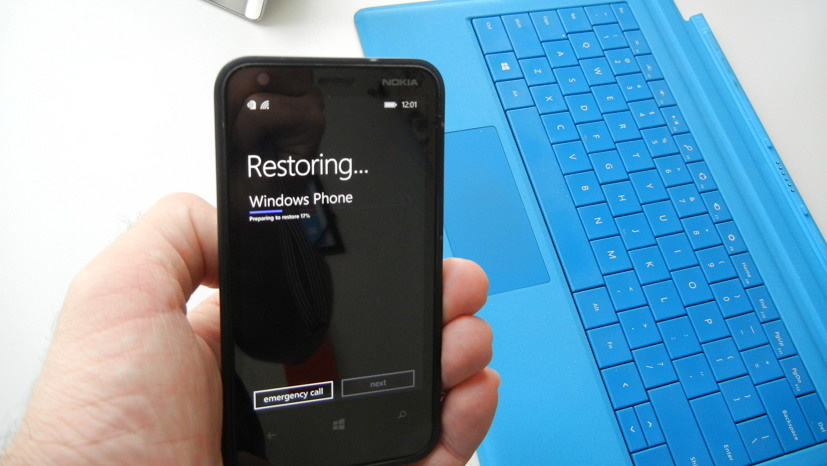 Rollback Windows Phone 8.1 from Windows 10 fo phones