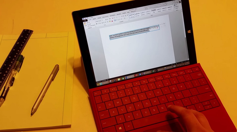 Download Microsoft Surface 3 Drivers