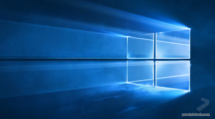 Microsoft Unveils The Windows 10 Default Wallpaper (video
