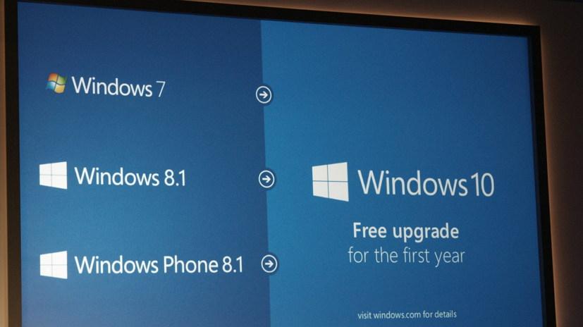 windows 10 free  for windows 7