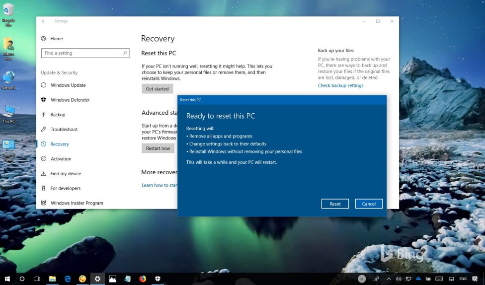 How To Restore My Computer Icon Windows 10 How to Restore My