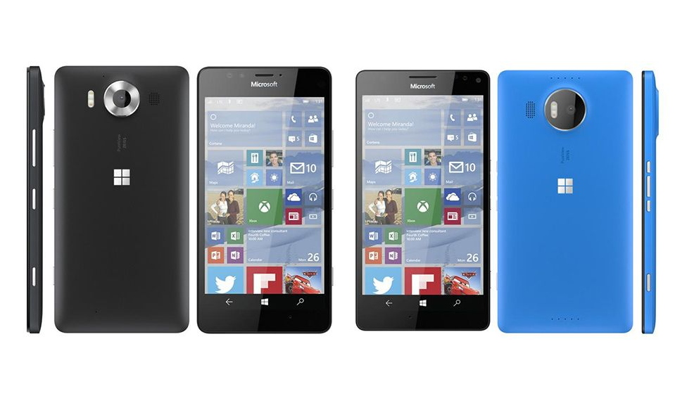 Talkman and Cityman Lumia phones