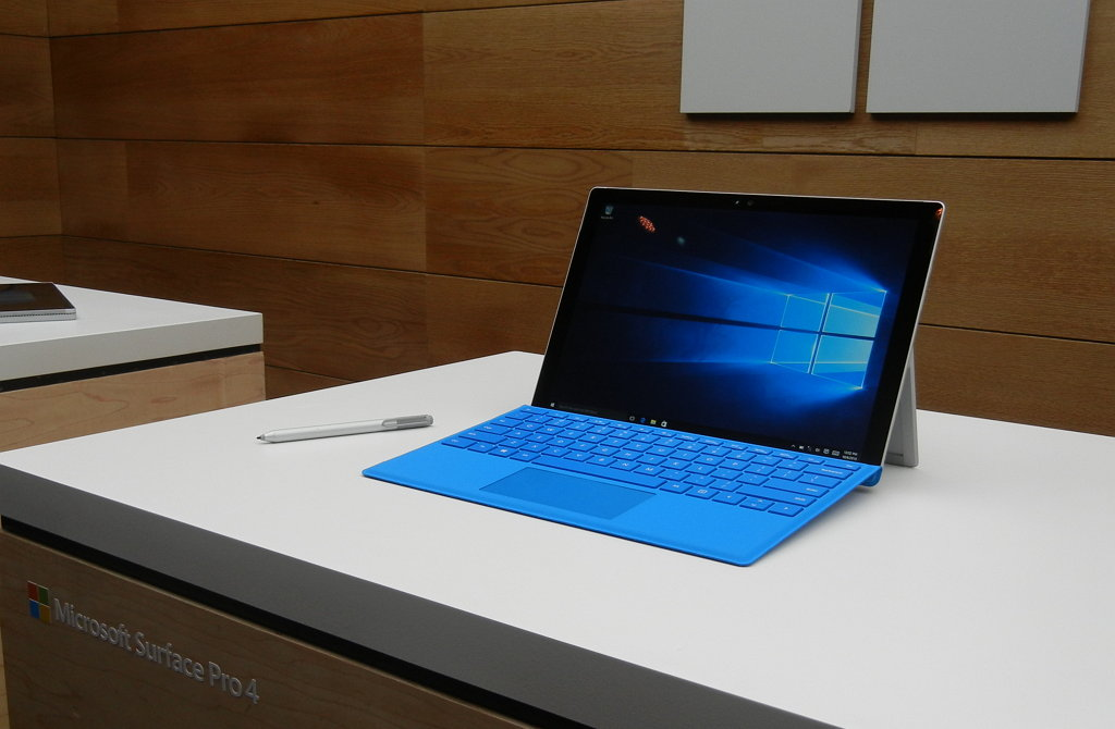 buy a surface pro 4 with big discount and get a free surface dock too pureinfotech. Black Bedroom Furniture Sets. Home Design Ideas