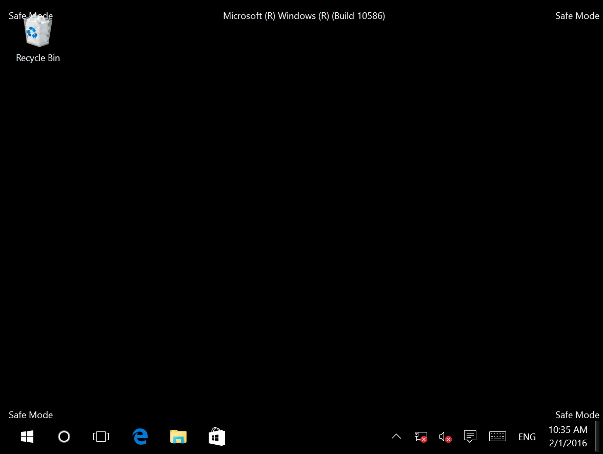 how to boot your windows 10 pc in safe mode the On windows 10 safe mode