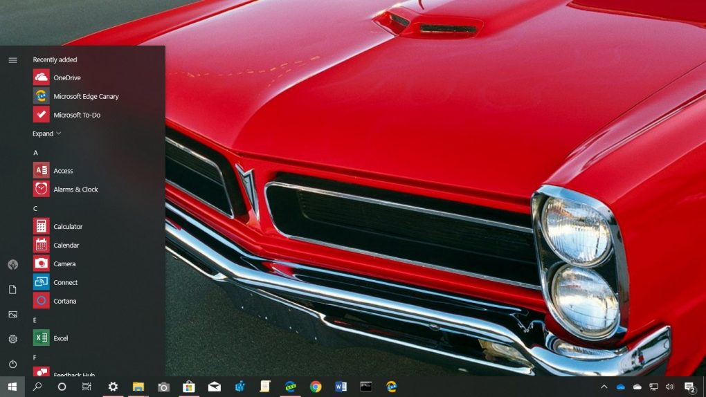 Muscle Cars - Pontiac GTO