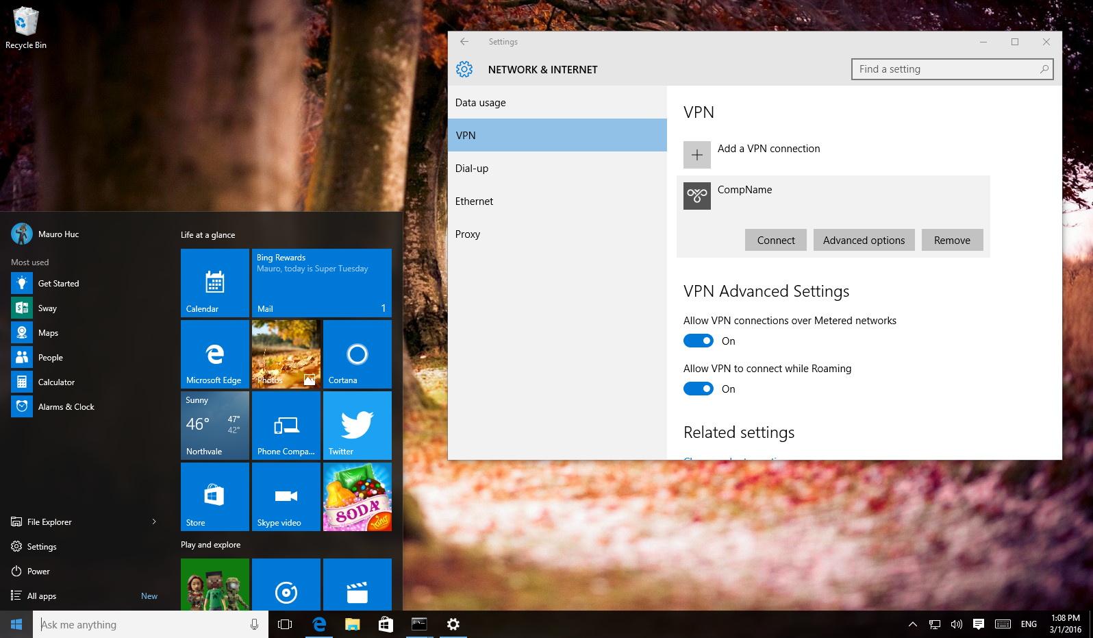 Windows 10 mobile vpn watchguard