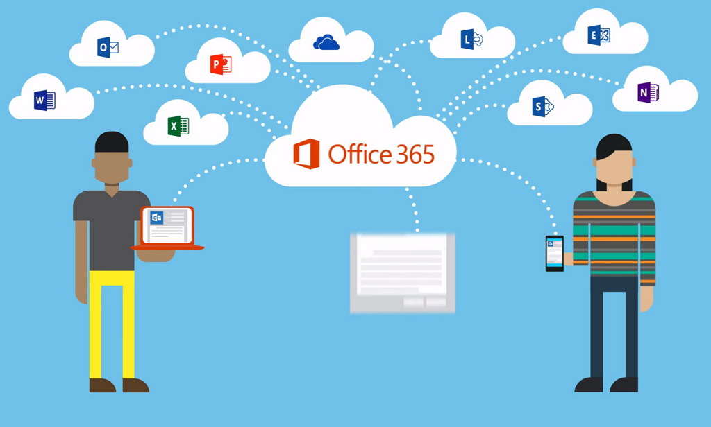 Microsoft Office 365 apps