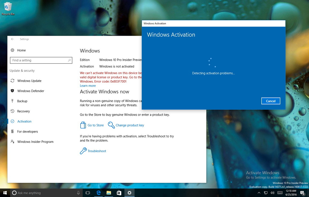 Windows 10 will reactivate if license isnt liked to microsoft windows 10 will reactivate if license isnt liked to microsoft account pureinfotech ccuart Gallery