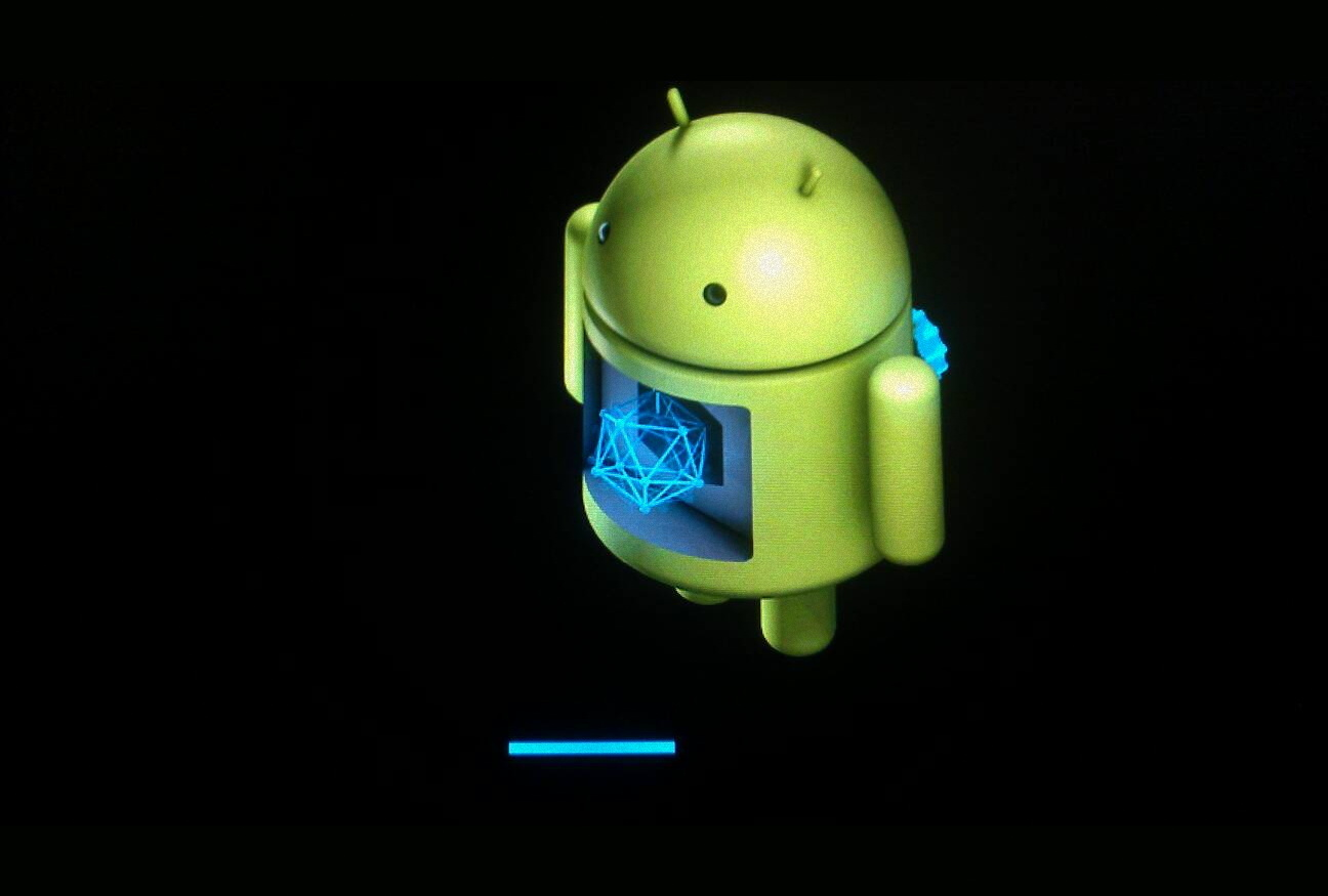 Installing Android using factory image
