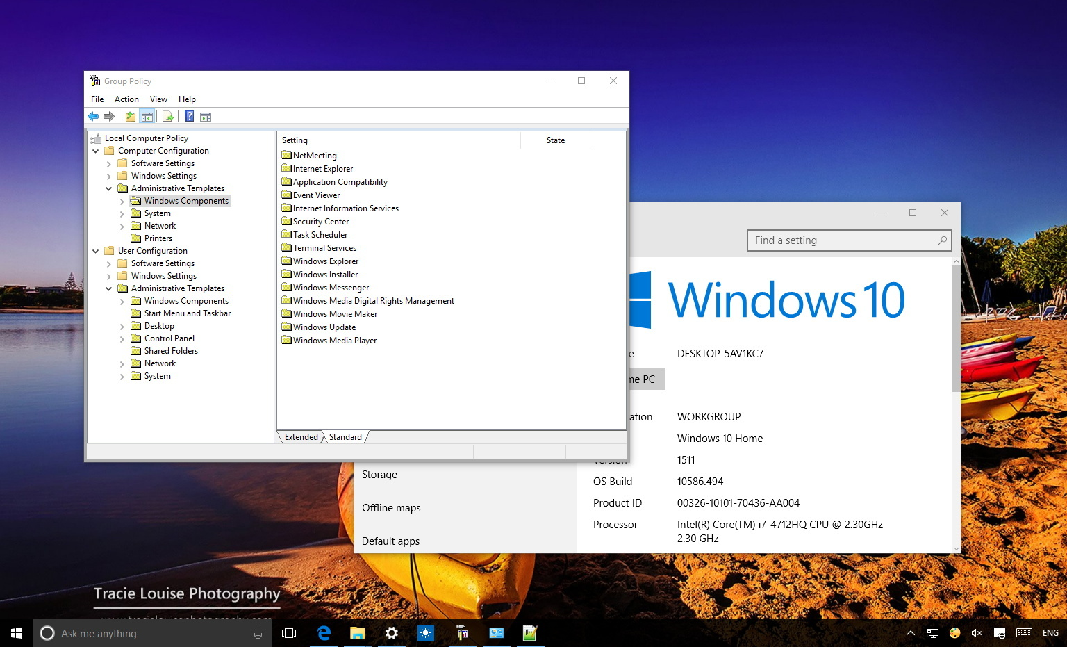 How to add group policy editor to windows 10 home for Window 10 home