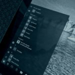 Hide app list on Windows 10 Redstone 2 in the Tech Recap