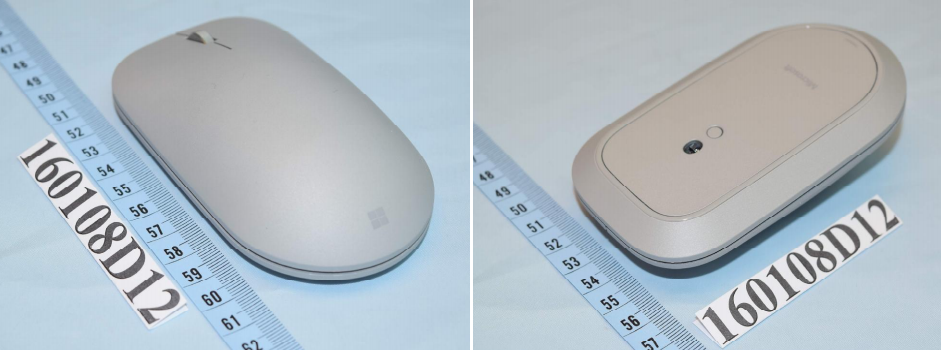 Surface-branded mouse