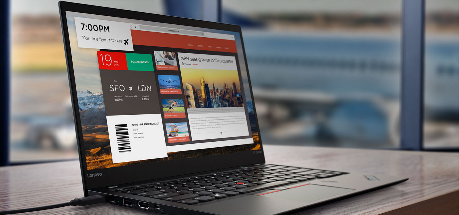 Lenovo ThinkPad X1 lineup for 2017