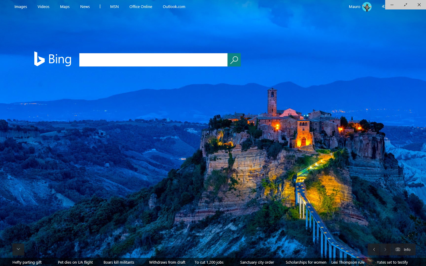 How to run Microsoft Edge and Store apps in full-screen on ...