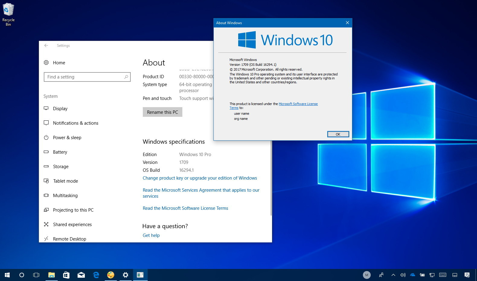 How to check the Windows 10 Fall Creators Update is