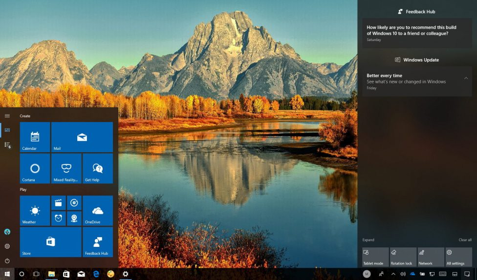 Windows 10 Fall Creators Update features review