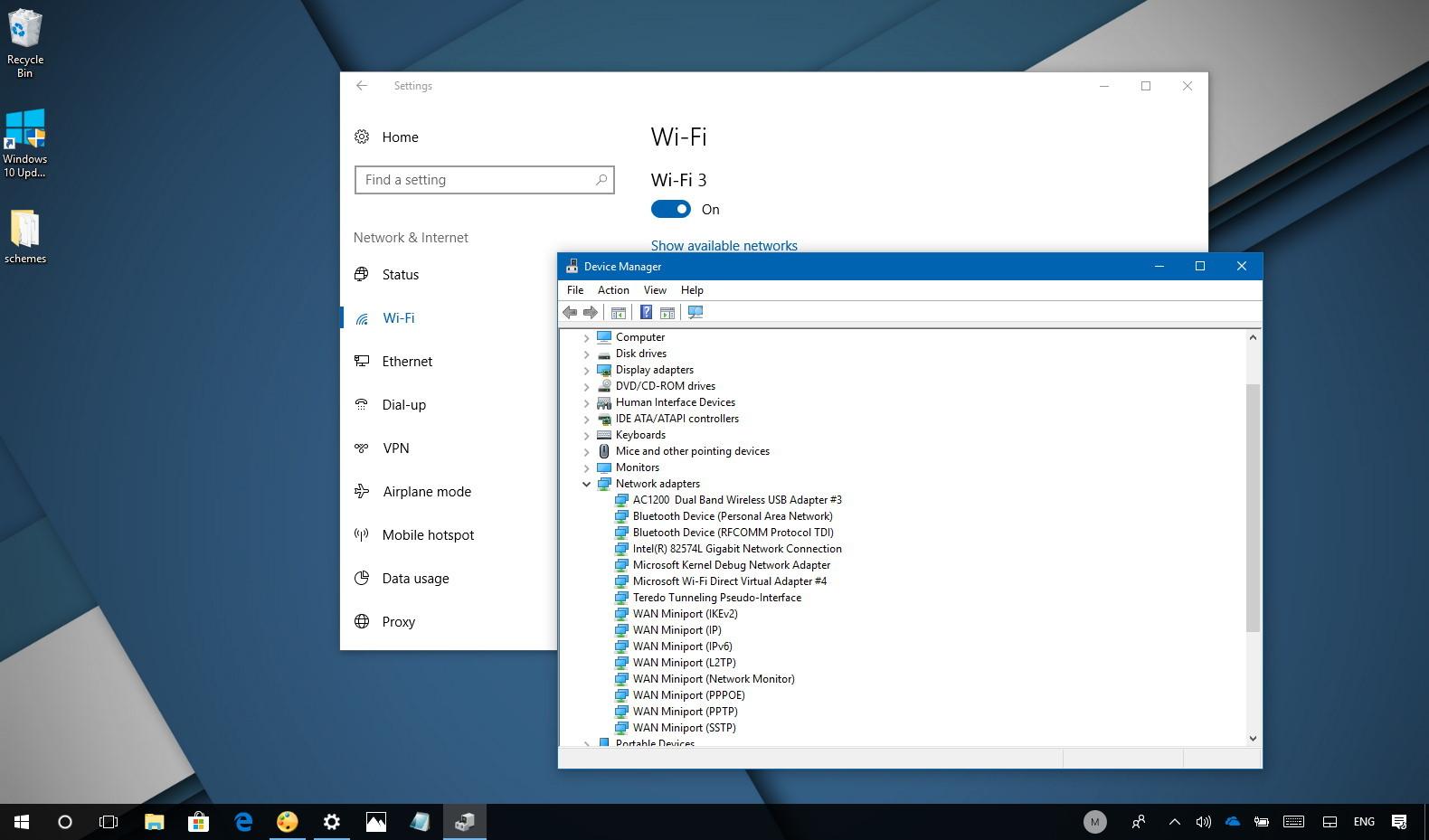 Fix disconnecting Wi-Fi on Windows 10