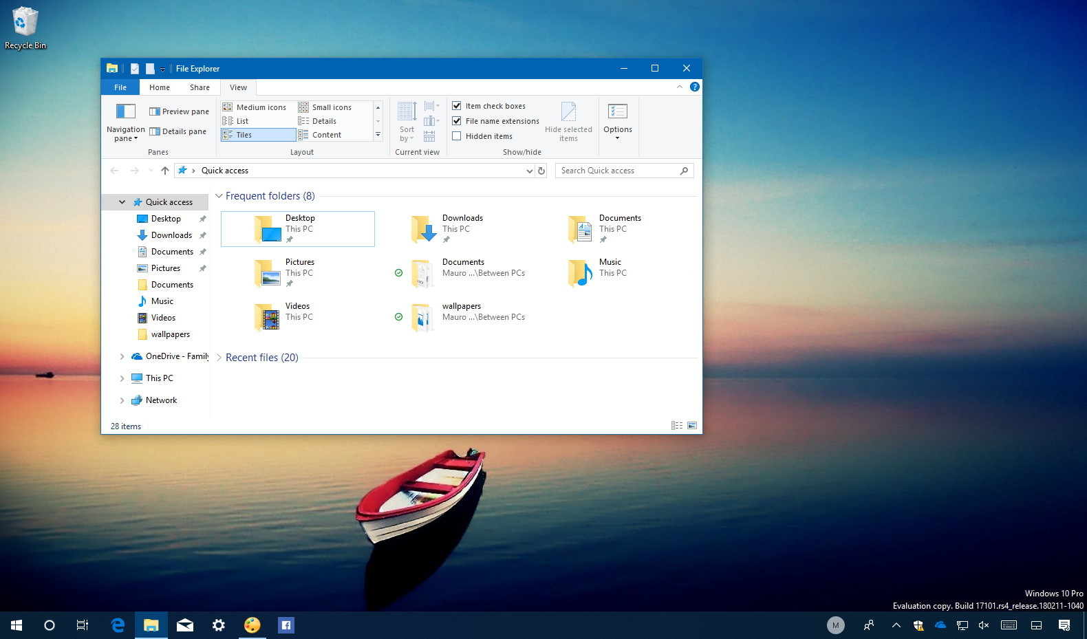 How to disable OneDrive sync status icon in File Explorer on
