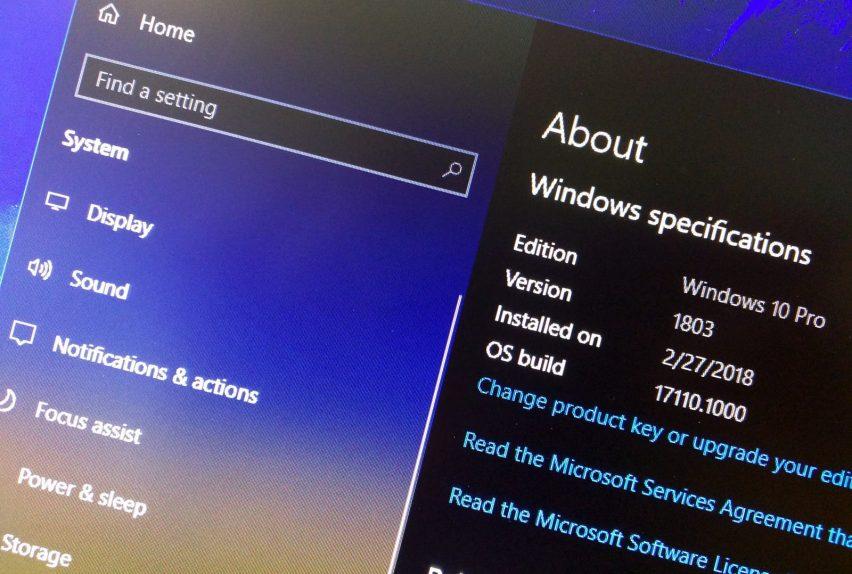 Funktionsupdate Für Windows 10, Version 1903 – Fehler 0x80070015