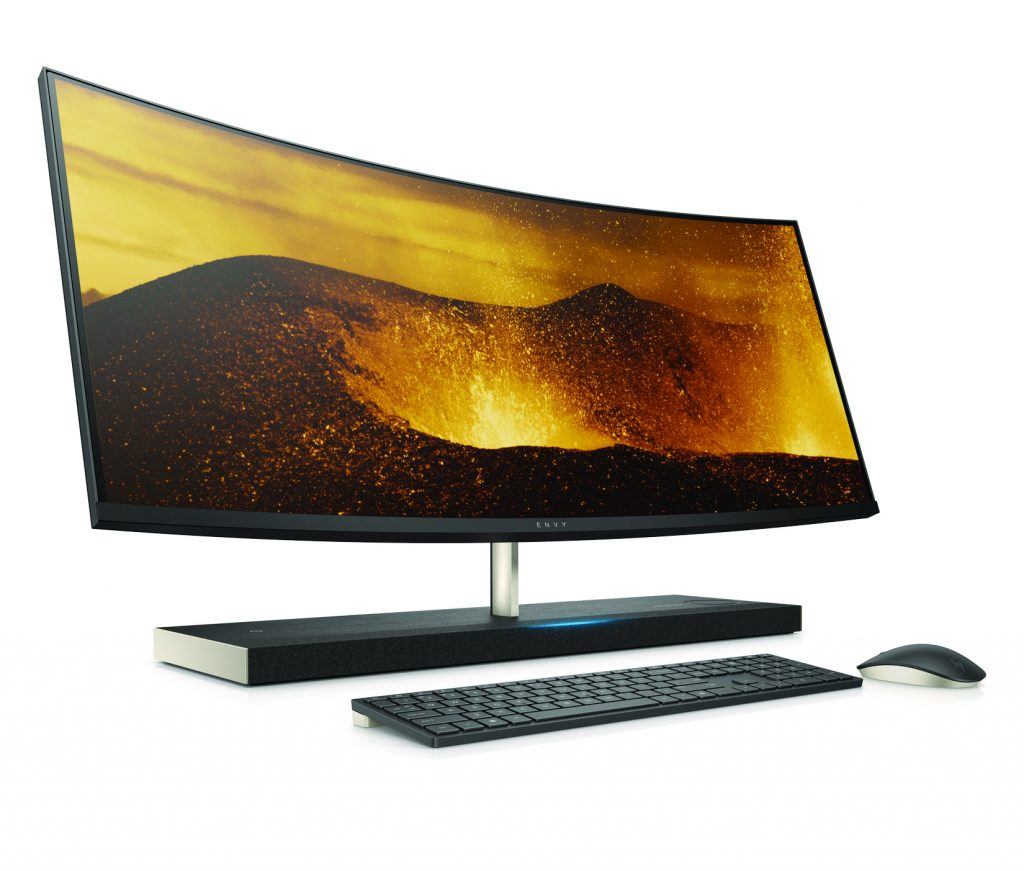 HP Envy Curved 34-inch model