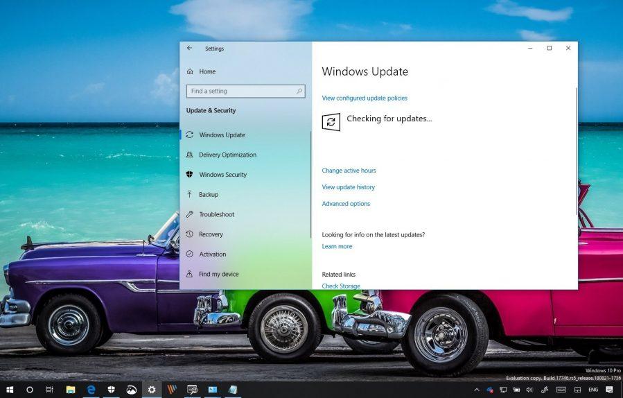 Windows 10 build 17751 download