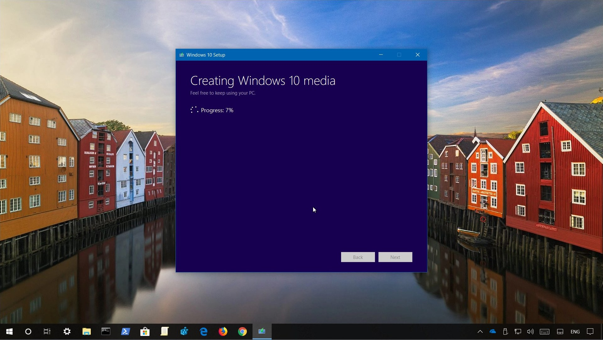 update windows 7 to windows 10 for free 2018