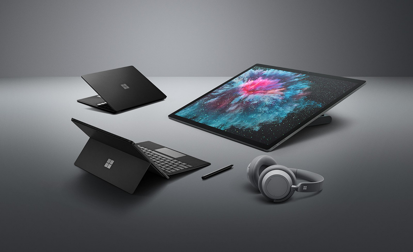Surface devices October 2018 Microsoft event