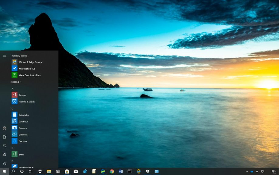 Explore Brazil theme for Windows 10