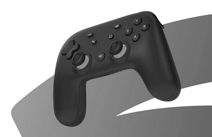 Google Stadia controller in this Weekly Digest