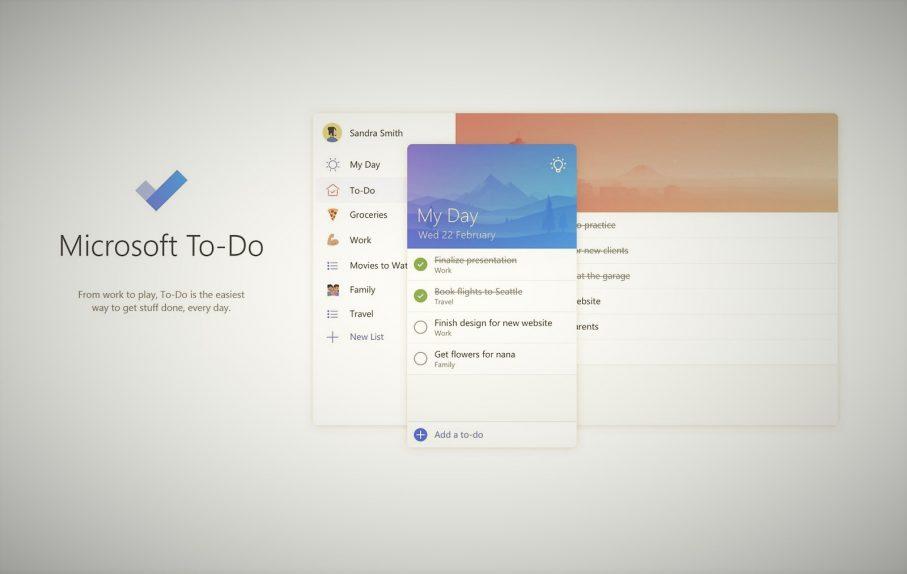 Microsoft To-Do for macOS