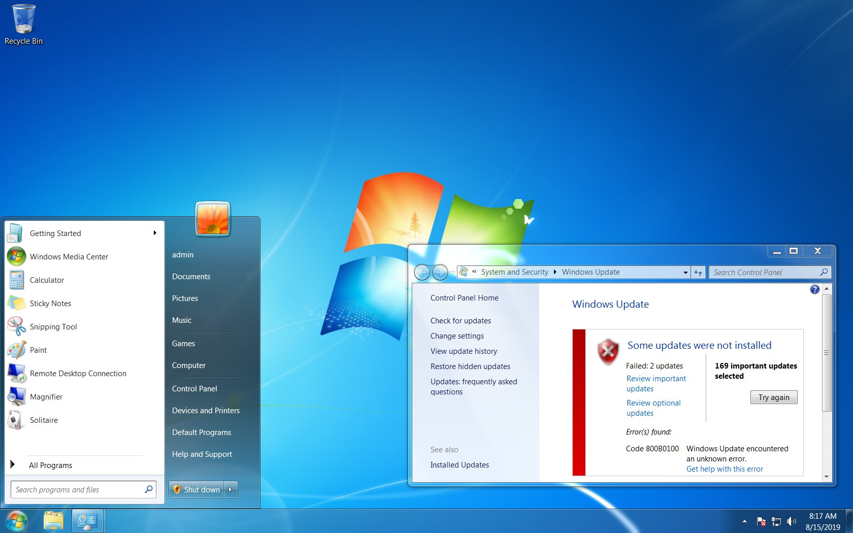 Windows 7 to get full-screen upgrade to Windows 10 warning ...