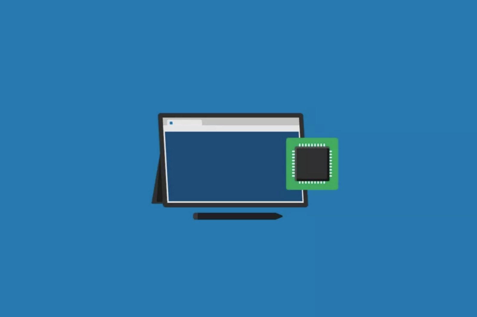 Microsoft Edge on ARM (source: Microsoft)