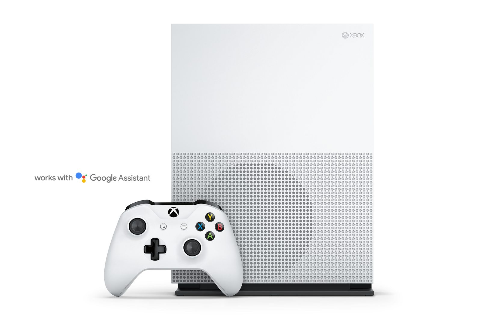 Xbox One with Google Assistant (source: Microsoft)