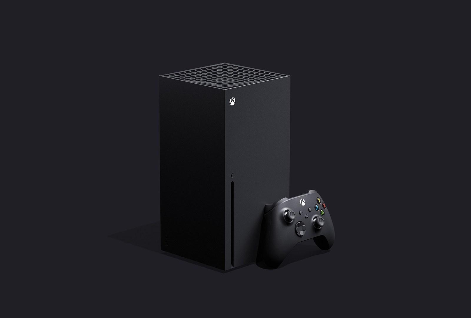 Xbox Series X console (source: Microsoft)