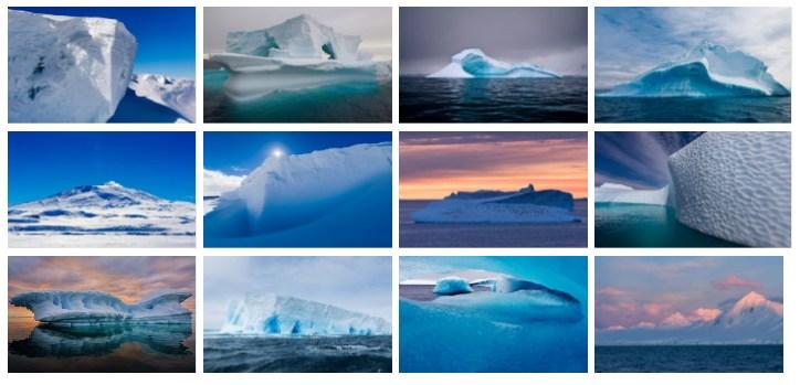 National Geographic Antarctica wallpaper sample