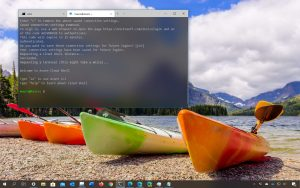 Azure Cloud Shell on Windows Terminal