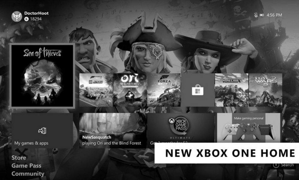 Xbox One February Update 2002 in this Weekly Digest