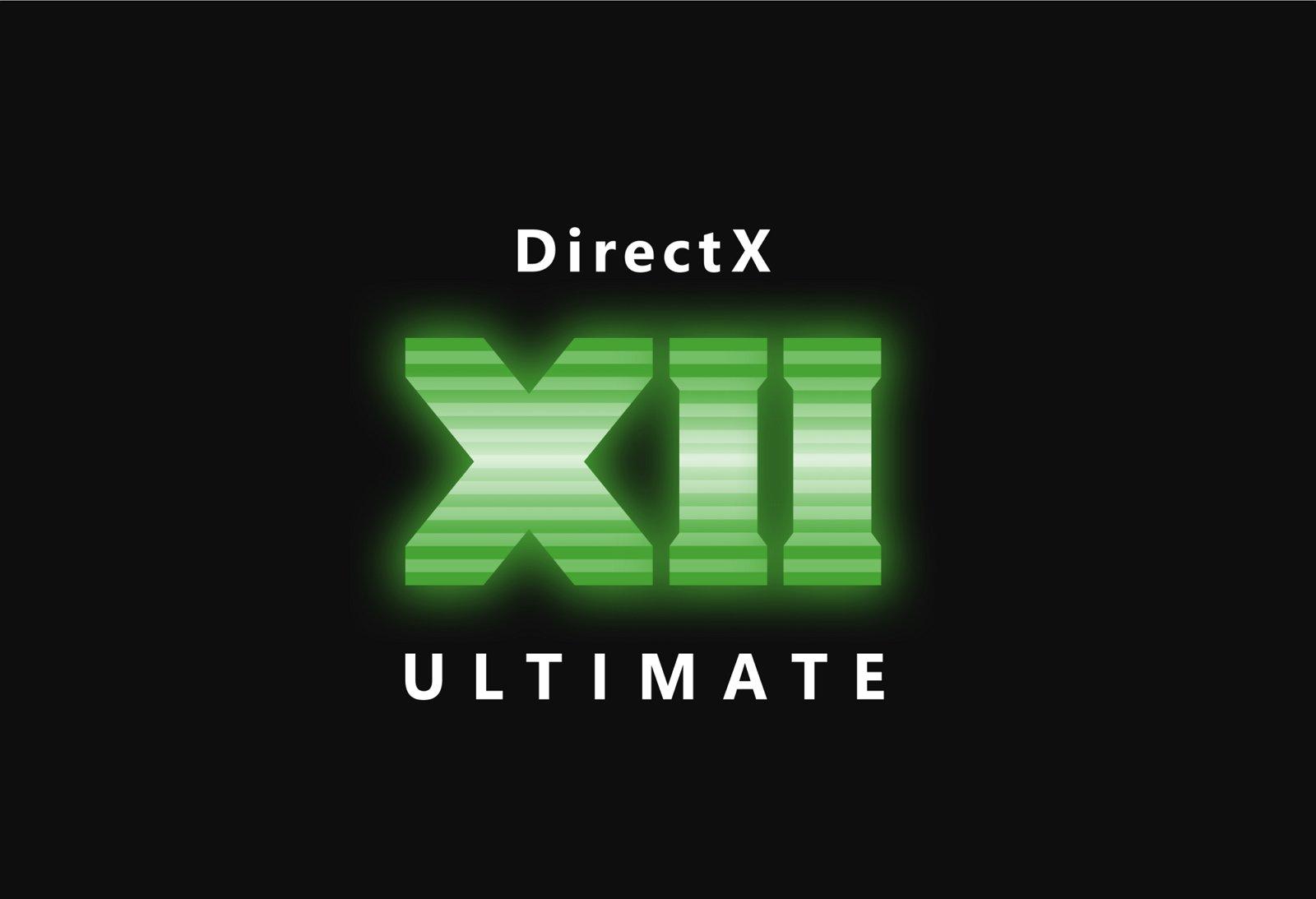 DirectX 12 Ultimate logo (source: Microsoft)
