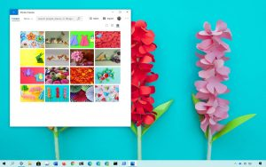 Paper Art theme for Windows 10